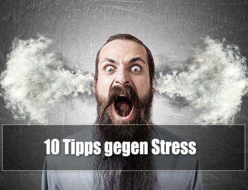 Permanent unter Strom? 10 Tipps, die gegen Stress helfen!