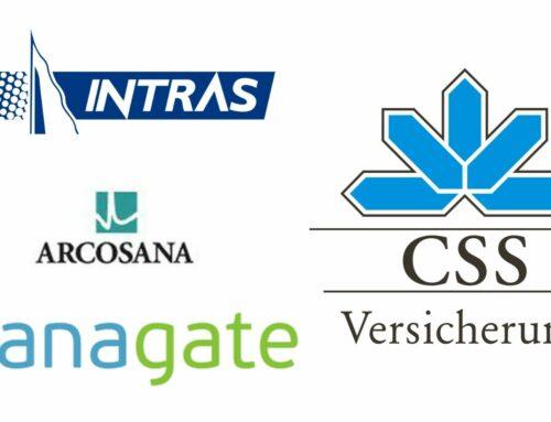 2022: Sanagate und Intras fusionieren mit Arcosana bzw. CSS