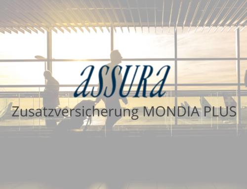 Zusatzversicherung Assura MONDIA PLUS