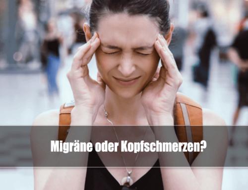 Kopfschmerzen oder Migräne – wo ist der Unterschied?