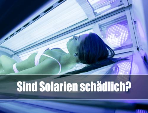 Sind Solarien schädlich?
