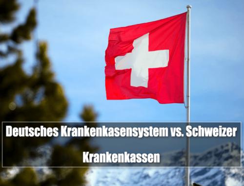 Das müssen Auswanderer wissen: Unterschied zwischen dem deutschen Krankenkassensystem und Schweizer Krankenkassen